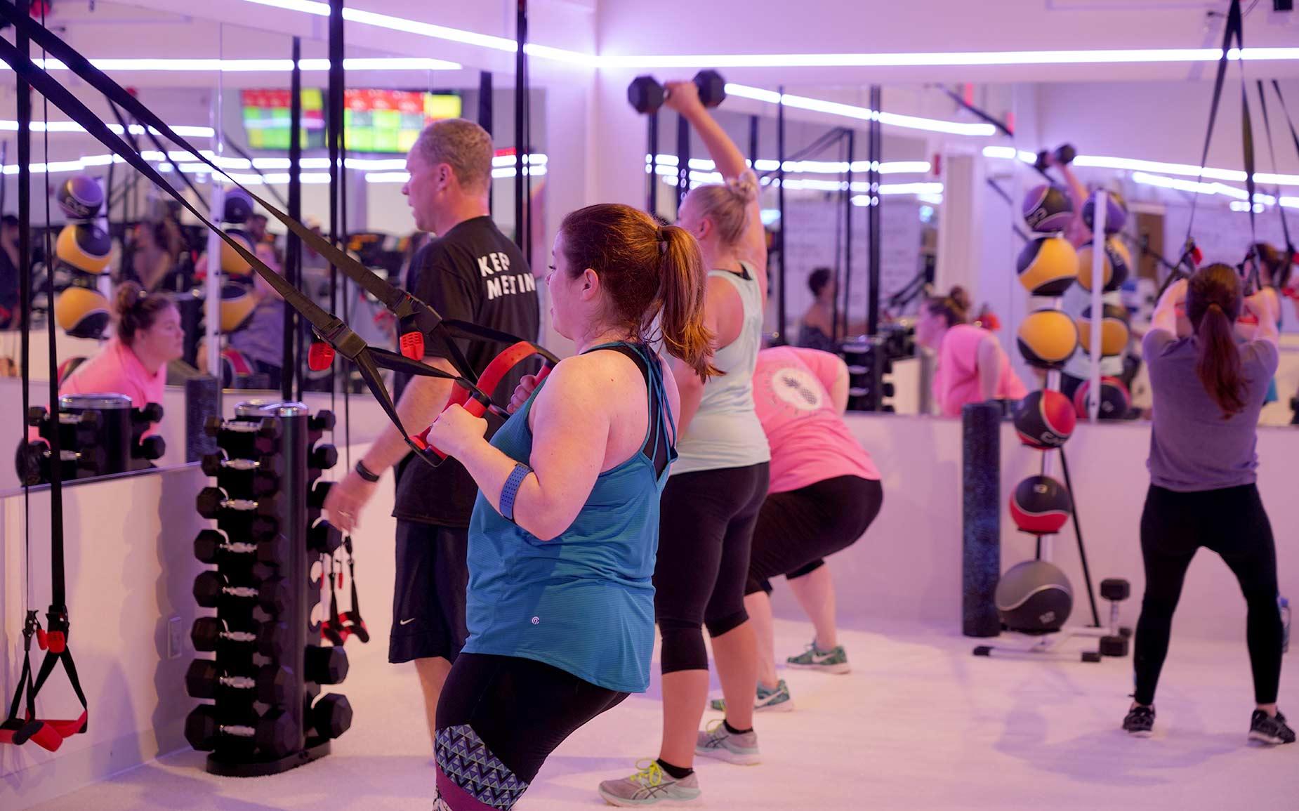 3 Ways Group Workouts Can Boost Your Mental Health